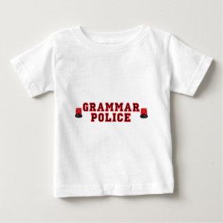 Grammar Police Baby T-Shirt