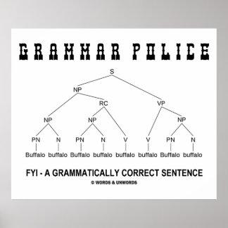 how to write grammatically correct sentences
