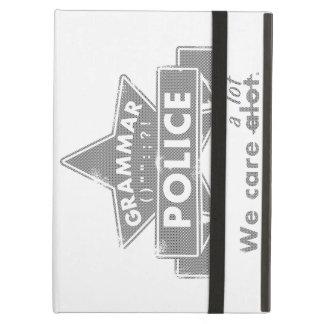 Grammar Police iPad Air Case