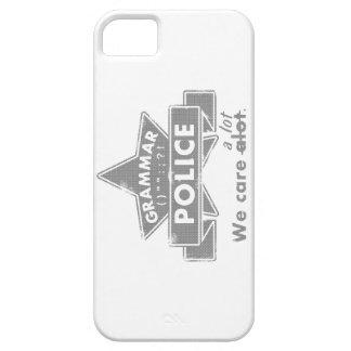 Grammar Police iPhone SE/5/5s Case