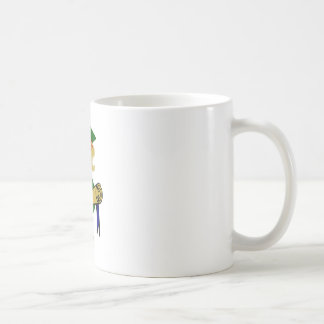 Grammar School Graduate Classic White Coffee Mug