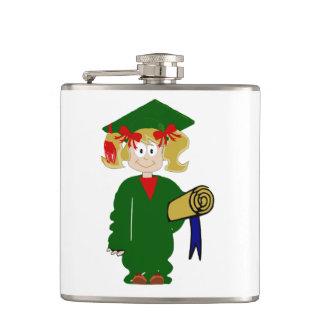Grammar School Graduate Flasks