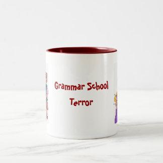 Grammar School Terror Mugs