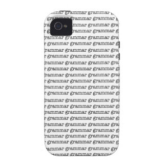 Grammar x Infinity iPhone 4/4S Cover