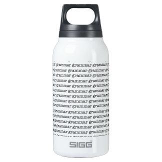 Grammar x Infinity Insulated Water Bottle