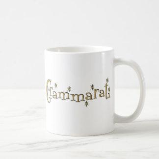 Grammaratti Coffee Mugs