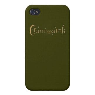 Grammaratti iPhone 4/4S Cases