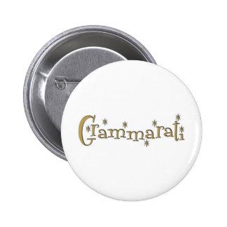 Grammaratti Pin Redondo De 2 Pulgadas
