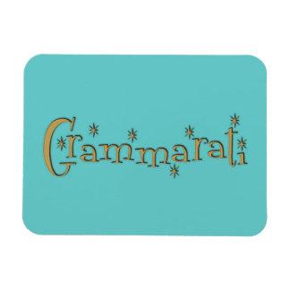Grammaratti Rectangle Magnets