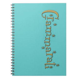 Grammaratti Spiral Notebook
