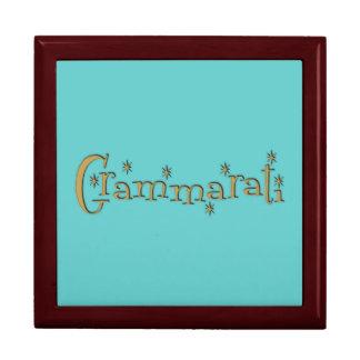 Grammaratti Trinket Box