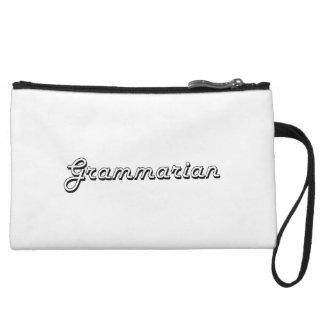 Grammarian Classic Job Design Wristlets