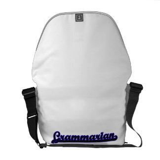 Grammarian Classic Job Design Courier Bags