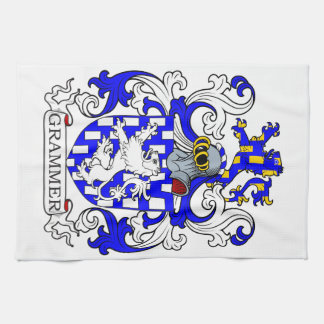 Grammer Coat of Arms I Towel