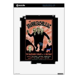 ¡Grammleachbliliac! iPad 2 Calcomanías