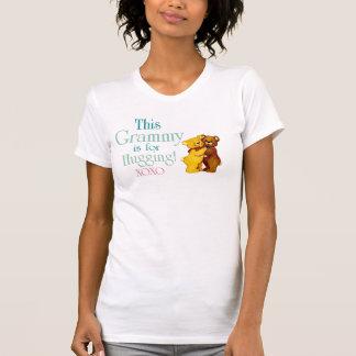 Grammy-Abrazar-Abrazos Camiseta