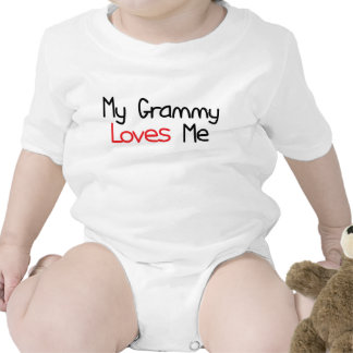Grammy Loves Me Shirts