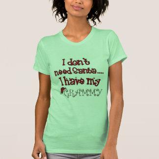 Grammy para el navidad t shirts