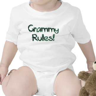 Grammy Rules Tees