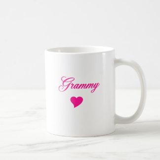 Grammy With Heart Coffee Mug