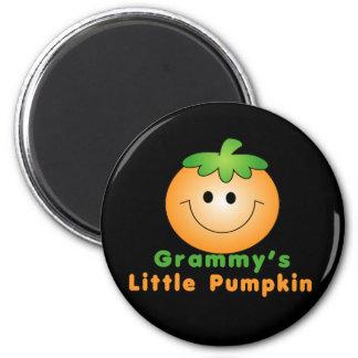 Grammy's Little Pumpkin Refrigerator Magnet