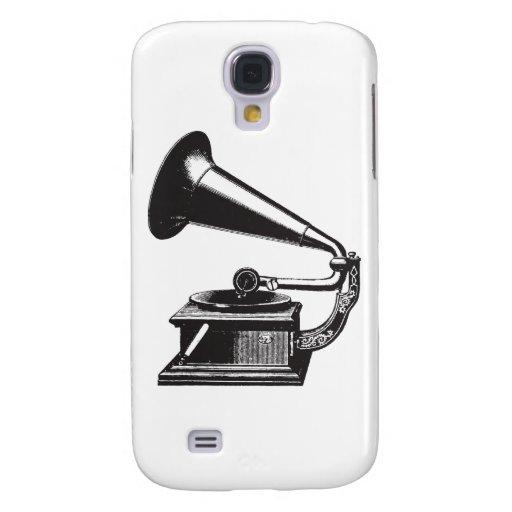 Gramófono del vintage