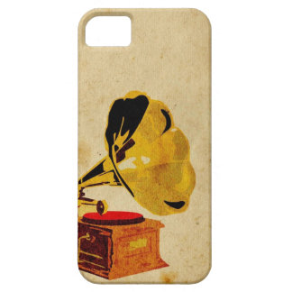 Gramophone Music Player iPhone SE/5/5s Case