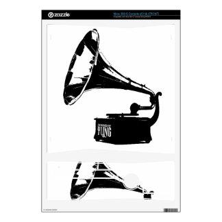 Gramophone Player Custom Skins Xbox 360 S Console Skins