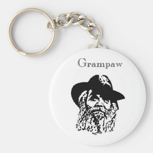 Grampaw's Great American KeyChain