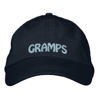 Gramps Embroidered Grandpa Hat