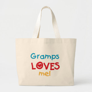 Gramps Loves Me T-shirts and Gifts Bags