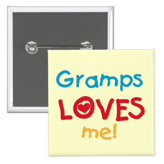 Gramps me ama las camisetas y los regalos pins