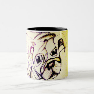 gramps Two-Tone coffee mug