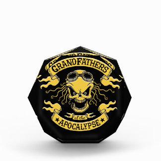 Gramps of the Apocalypse Acrylic Award
