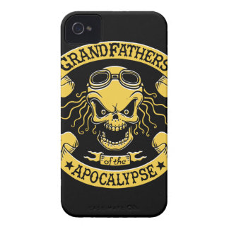 Gramps of the Apocalypse iPhone 4 Case