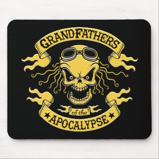 Gramps of the Apocalypse Mouse Pad