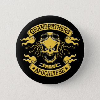 Gramps of the Apocalypse Pinback Button