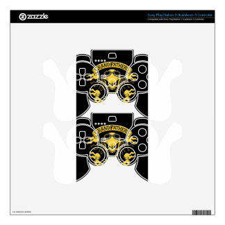 Gramps of the Apocalypse PS3 Controller Skin