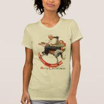 Gramps on Rocking Horse T-Shirt