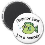 Grampy dice que soy encargado iman