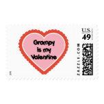 Grampy es mi tarjeta del día de San Valentín