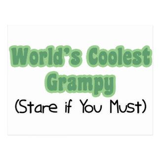 Grampy más fresco del mundo postal