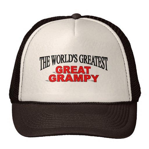 Grampy más grande del mundo el gran gorra