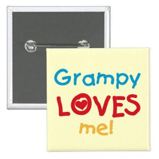 Grampy me ama las camisetas y los regalos