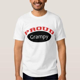 Grampy orgulloso remera