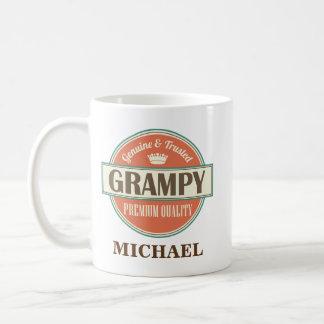 Grampy Personalized Mug Gift