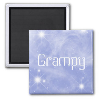 Grampy Starry Magnet