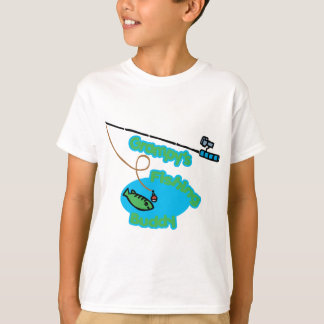 Grampy's Fishing Buddy T-Shirt