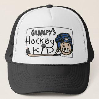 Grampy's Hockey Trucker Hat