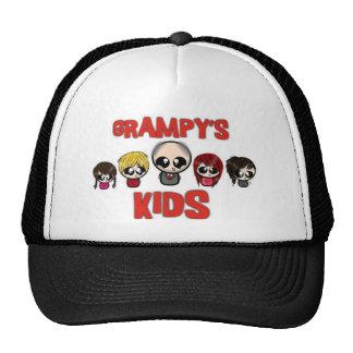 Grampy's kids trucker hat